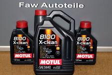 Oli motore multigrado per veicoli 5W40