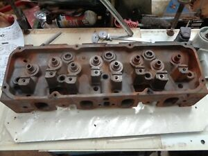 Australian Ford 351C Cleveland Aussie 2V Closed Chamber Cylinder Head, Auct.#160