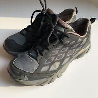 The North Face Men's Shoes Endurus Hike GORE-TEX TNF BLACK / DARKSHADOWGREY Sz 9