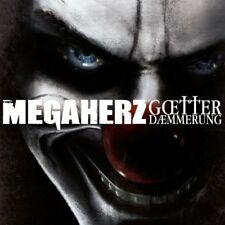 MEGAHERZ Götterdämmerung CD Digipack 2012
