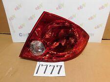 05 06 07 08 09 Cobalt PASSENGER Side Tail Light Used Rear Lamp #1777-T