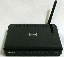 D-Link DIR-601 N150 4-Port 10/100 Wireless WiFi N-Router 150 Mbps