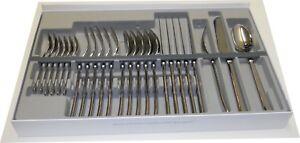 Iittala High Quality Linnea Tablewares Cutlery Jens Fager Hackman Finland NIB