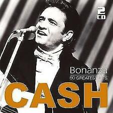 Bonanza-50 Greatest Hits von Johnny Cash (2017)