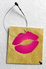 100 HANG TAGS REBE'S CREATIONS PINK LIPS ACCESSORIES TAG EBAY TAGS PLASTIC LOOPS