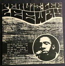 Funk Northern Soul LP - Pervis Lee - Leeway - Rare Private Folk Original Vg+