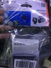 AKA-DDX1k SONY DIVE DOOR for FDR-X1000 AKADDX1K UNDERWATER FLAT LENS W/HOUSING