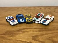 ‼️ 1970s-1980s VINTAGE MATCHBOX LOT OF 5 COLLECTIBLE TOY CARS ‼️