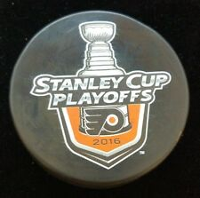 2016 STANLEY CUP PLAYOFFS FLYERS OFFICIAL HOCKEY SLOVAKIA NHL PUCK