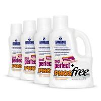Natural Chemistry Pool Perfect Plus PHOSfree Phosphate 3 Liters, 4 Pack