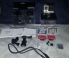 GoPro HERO4 Black Edition Camcorder Bundle! BRAND NEW