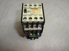 SIEMENS 3TH8262-0B CONTACTOR 24VDC COIL