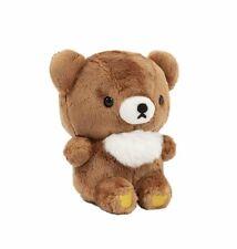 "Rilakkuma Plush 6"" Kogumachan Plush Toy Doll by San-x - brown baby bear MR47101"