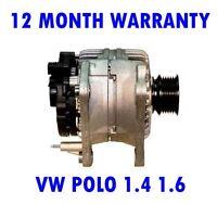 VW POLO 1.4 1.6 2002 2003 2004 2005 2006 2007 2008 2009 - 2015 RMFD ALTERNATOR
