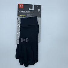 Under Armour Men's UA Storm ColdGear Liner Gloves 2.0 Cold Weather Gloves Large
