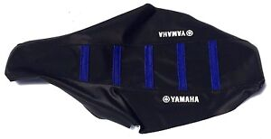 New YAMAHA Blue Ribbed Seat cover YZ65 2018