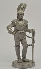 HISTORYCAL TIN FIGURES FRANCE KÜRASSIER 3RD CUIRASSIER REGIMENT 54MM 1/32 NV68