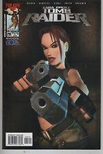 Lara Croft Tomb Raider #28 comic book video game movie