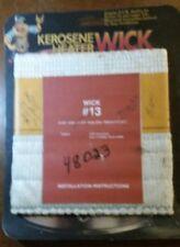 Kero World Part Number 48023 Replacement Wick for Kerosene Heater
