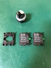 Eaton/Moeller RMQ-Titan Wahltaster Komplettgerät M22-WRK3/K20