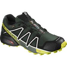 Salomon Speedcross 4 GTX Trail Running Art. 404662 Grün Gr. 40 - 49 1/3 NEU