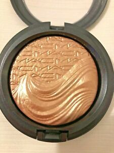 MAC Extra Dimension Skinfinish~SUPERB~Patina Bronze Highlighter-Very Rare GLOBAL