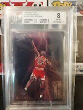 1993-94 Fleer Ultra Scoring Kings Insert Michael Jordan #5 BGS 8 W/ 2x 9.5 Subs