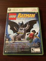 LEGO Batman: The Videogame / Pure - Xbox 360 Game - Complete & Tested Ships Fast