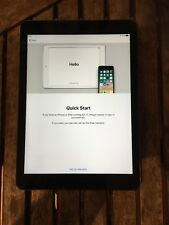 Apple iPad Air 1 A1474 32GB WIFI NERO/SAPCE Alloggiamento Grigio