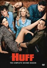 HUFF : THE COMPLETE SECOND SEASON 2 -   Region Free DVD - Sealed