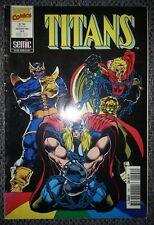 TITANS N°192 - collection LUG super héros. version Française.