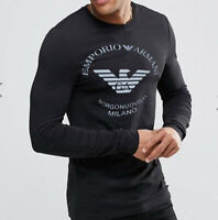 BNWT EMPORIO ARMANI Long Sleeve T-shirt sizes M,L,XL