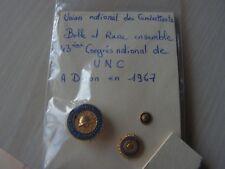 belle  ensemble union national des combattants  1967 (ref 6000)