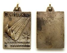 Medaglia Cam Mar Kind Marciacurta-Caminadabianca-Trofeo Kind Tris Internazionale