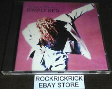SIMPLY RED - A NEW FLAME -10 TRACK CD- (EW 2292-44689-2) MADE IN GERMANY