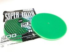 Green 3 Layer HKS Super Power Flow Reloaded Filter Replacement