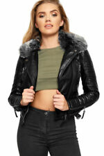 Manteaux et vestes noir coton mélangé pour femme taille 40