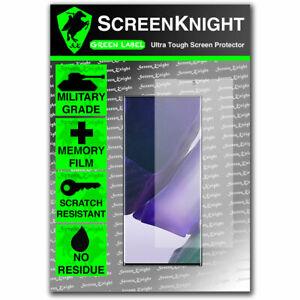 ScreenKnight Samsung Galaxy Note 20 ULTRA SCREEN PROTECTOR