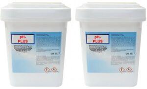 pH - Plus 10 kg pH Heber pH-Plus Granulat Phplus Schwimmbad Pool pH Wert heben