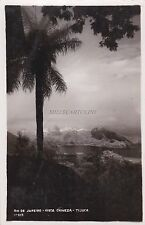 BRAZIL - Rio de Janeiro - Vista Chineza - Tijuca - Photo Postcard 1939
