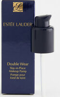 ESTEE LAUDER Double Wear Foundation Pump NEW And SEALED BOX Stay In Place Pump