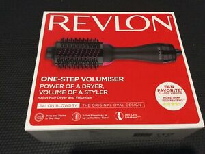 Revlon one-step Volumiser And Dryer Bnib