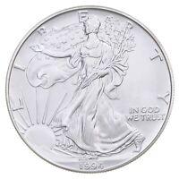Better Date 1994 American Silver Eagle 1 Troy Oz .999 Fine Silver BU Unc
