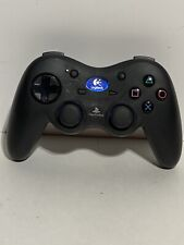Logitech Cordless Action Wireless Playstation 2 PS2 Controller No Receiver O1