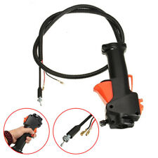 Strimmer Trimmer Handle Switch Brush Cutter Throttle Control Trigger Cable 26mm