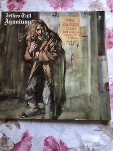 Jethro Tull - Aqualung original LP Aust 1971