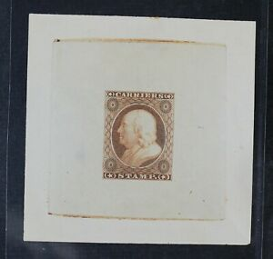 CKStamps: US Stamps Collection Scott#LO1E Essay Unused H NG Thin