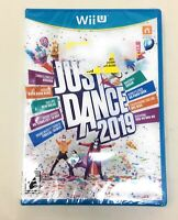 Nintendo Wii Just Dance 2019 Video Game Limited Edition