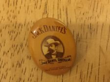 JACK DANIELS Whiskey Oval LAPEL PIN BADGE Whisky NEW