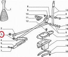 FIAT PANDA 4X4 GEAR LINKAGE BUSH PAIR